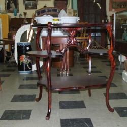 Victorian 3 Tier Table