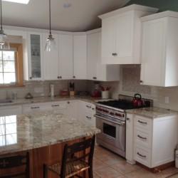 Pettis White Painted Kitchen 3