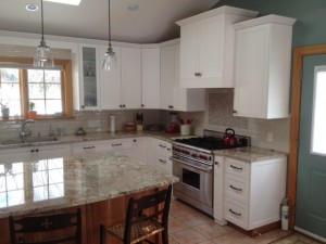 Pettis White Painted Kitchen 3