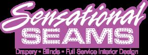 Sensational Seams Logo
